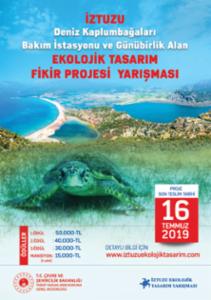 İztuzu Kumsalı Deniz Kaplumbağaları Bakım İstasyonu Fikir Yarışması