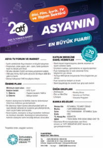 ASYA TV FORUM VE MARKET 2019 FUARI
